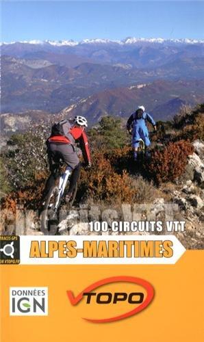 Alpes-Maritimes 100 Circuits Vtt