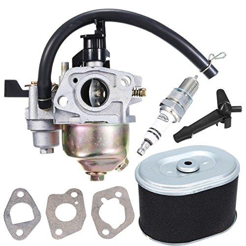 Forspero Carburatore carb kit plug filtro per Honda GX120 GX160 5.5 HP GX200 6.5 HP 168F