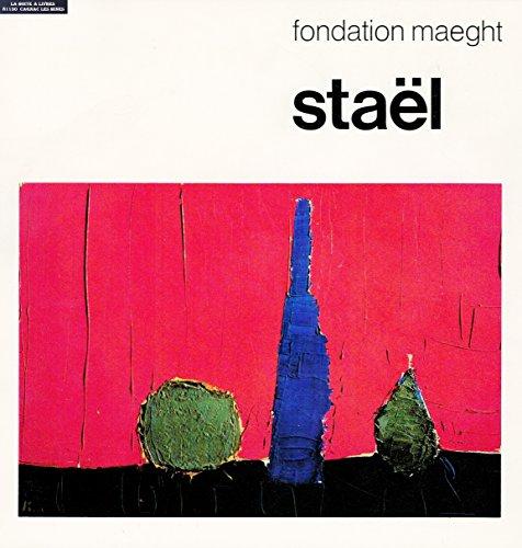 De stael. fondation maeght. 06-saint-paul. du 11 07 1972 au 24 09 1972