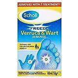Scholl Congelare Verruca E Verruca Rimozione (80ml) (Confezione da 2)