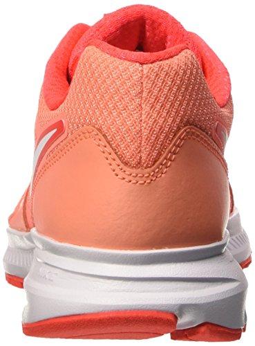 Nike Sneaker Wmns Downshifter 6 Arancione (Atmc Pnk/White-Brght Crmsn-Whi)