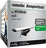 Rameder Komplettsatz, Dachträger Pick-up für Hyundai ix35 (111287-36986-2)