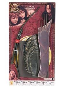 Kit complet accessoires Legolas enfant Le seigneur des anneaux