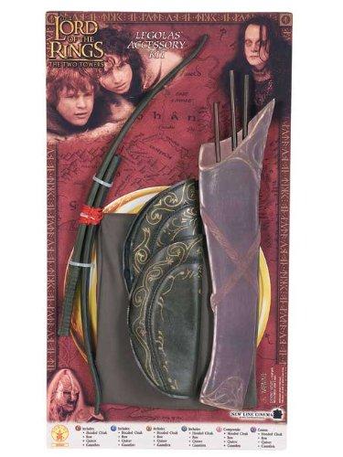 Gollum Kostüm Kind - Original Lizenz Herr der Ringe Legolas