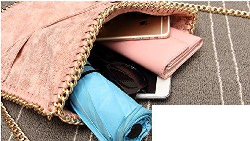 Tracolla Hardware Handbagcrave® Nisha Catena Doro Tracolla Blu