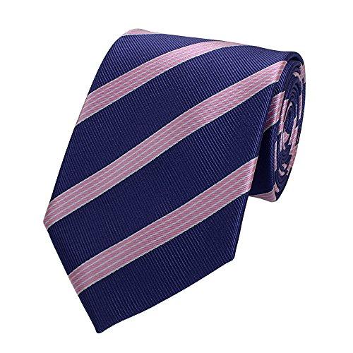Edle Krawatte 8 cm in