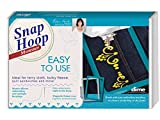 DiMe 7x12 Inch Snap Hoop Monster for Brother and Babylock Embroidery Machine