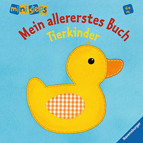 Preisvergleich Produktbild Ravensburger 04048 Mein allererstes Buch: Tierkinder