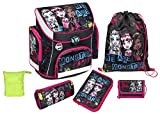 Scooli Schulranzen Set Campus Plus Monster High 2015