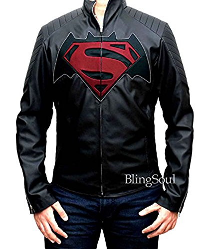 batman-vs-supermen-jacket-m-black