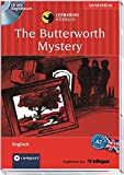 The Butterworth Mystery: Compact Lernkrimi Hörbuch. Englisch - Niveau A2