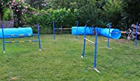 Chien Sport Agility set/Set de 6 Kombi Fun & Action Agility callieway®