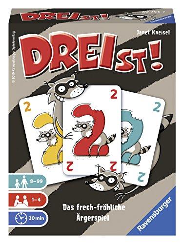 Ravensburger 20765 – DREIst – Kartenspiel