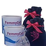 2 femmycycle menstruel Gobelet (Twin Value Pack)