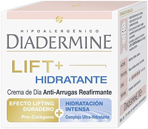 Diadermine Lift + Hidratante – Crema de Día Anti-Arrugas Reafirmante – 50 ml