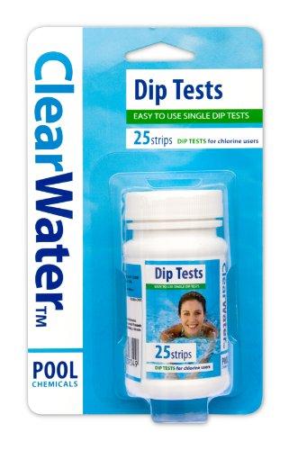 Clearwater Dip Test Wassertestreifen