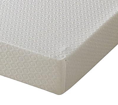Happy Beds Flex 1000 Firm Orthopaedic Reflex Foam Mattress, Various Sizes - low-cost UK light store.