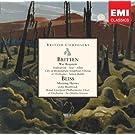 Britten : War Requiem / Bliss : Morning Heroes [Import anglais]