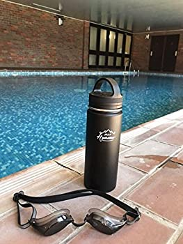 Stainless Steel Water Bottle - Thermo Flask Water Bottle - Hydration Bottle Eco Friendly - M&h Hydration Leak-proof,   Bpa-free Stainless Steel   Reusable Water Bottle   Double Walled Vacuum Insulated   Sistema - Keeps Drinks Cold For 18+ Hrs, Hot For 8 - Hiking, Running, Outdoors Water Bottle (32oz - 909ml) 7