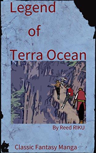 Legend of Terra Ocean Vol 02: International English