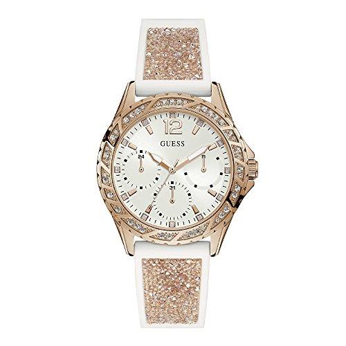 Guess Swirl W1096L2 Damenuhr (Guess Rose Gold Watch)