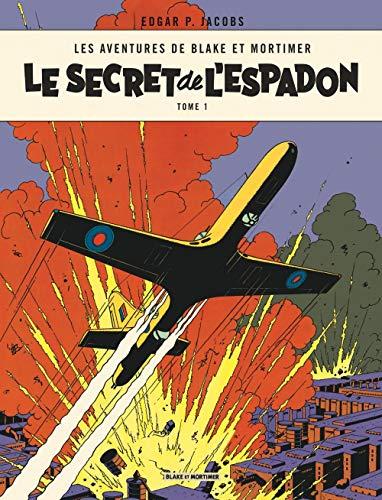 ke et Mortimer, Tome 1 : Le secret de l'Espadon : Tome 1, La poursuite fantastique ()