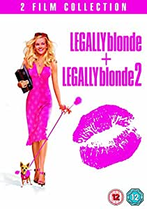 Legally Blonde/ Legally Blonde 2 Double Pack [DVD] [2001]