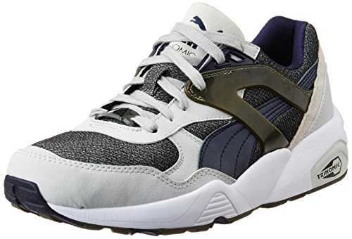 Puma Herren R698 Modern Herit Sneaker Mehrfarbig (Glaciergr/Glaciergr/Peacoat)