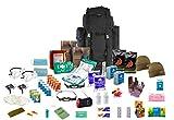 Notfall-Überlebens-Kit, 72 Stunden, Zwei Persoenn, 'Go Bag'