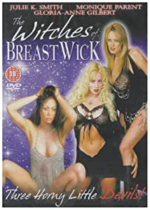 Witches Of Breastwick Dvd Amazon Co Uk Stormy Daniels