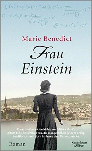 Buchseite und Rezensionen zu 'Frau Einstein: Roman' von Marie Benedict