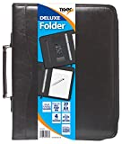 Tiger A4 deluxe folder with calculator