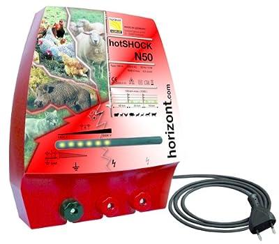 Horizont Weidezaungerät Hotshock N50 von Horizont auf Du und dein Garten