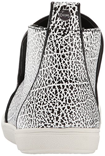Circus by Sam Edelman Jadyn Femmes Synthétique Baskets White-Black
