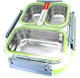 star work Kids Stainless Steel Insulated School Lunch Box for Kids and Teenager