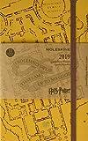 Moleskine Harry Potter Daily Dairy / Planner, Large, Beige 2019 Calendar