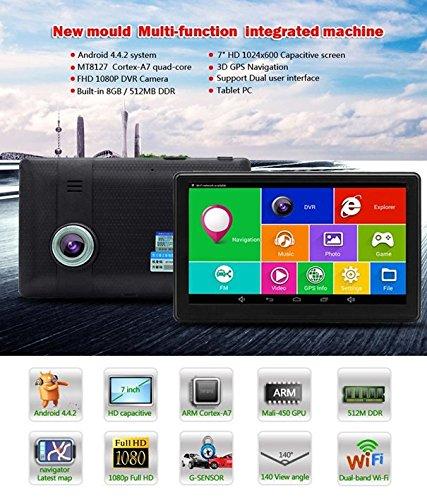 7-Navigationsgert-Navi-Navigationssysteme-und-Android-Tablet-Fr-LKWPKWBusWohmobil-BT-TMC-Radar-Wifi-AV-in-512MB-DVR-Kostenlos-Map-Update-DEUTSCHE-HNDLER-Nicht-China