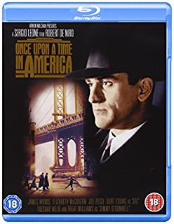 Once Upon a Time in America [Blu-ray] [1984] [Region Free] (B003BIFR88) | Amazon price tracker / tracking, Amazon price history charts, Amazon price watches, Amazon price drop alerts