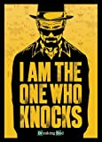 Breaking Bad Fernsehserie I Am The One Who Knocks Giant Poster - Grösse 100x140 cm