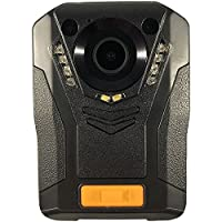 BRIFIELD X1 BODY CAMERA - FULL HD 1296P @30FPS > 32GB Built In Memory Card > 2900mAh Built In Rechargeable Battery > 32MP Camera > Infrared Night Vision > Red Laser Light > LED Torch Light > Motion Detection > 140 Degree Wide Angle Lens > Loop Record Feat