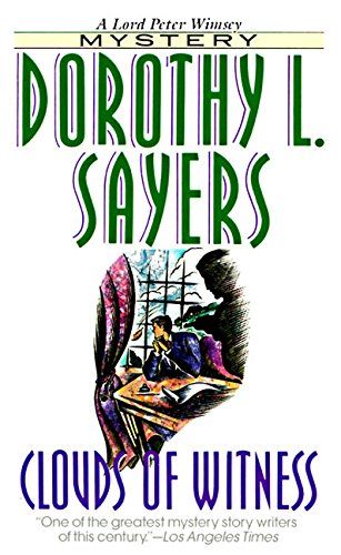 Clouds of Witness por Dorothy L. Sayers