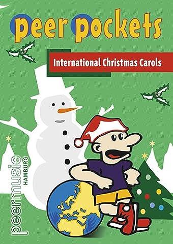 peer pockets - International Christmas Carols (Weihnachtslieder)