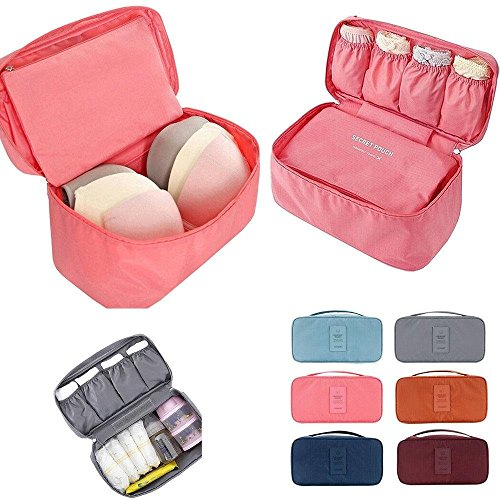 Density Collection Multicoloured Cosmetic Pouch Suitcase