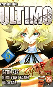 Ultimo Edition simple Tome 5