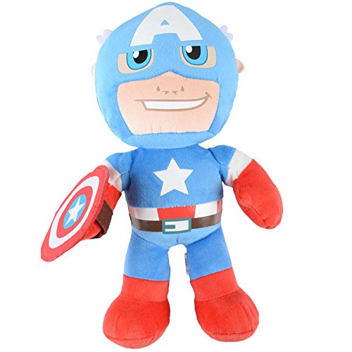 Avengers - Captain America Plush - Marvel - 30cm 12""