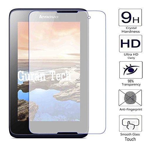 Guran® Displayschutz Glasfolie für Lenovo A3500 7.0zoll (A7-50) Tablet Hartglas Schutzfolie Film