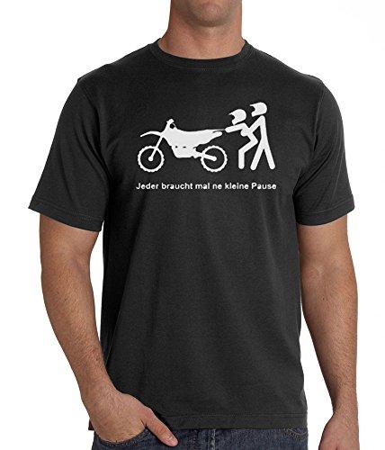 Motocross T-shirts (Motocross T-Shirt MX Fashion Shirt Design - MX Sex - DirtGear Clothing (M))