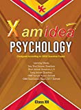 Xam Idea Psychology Class 12 CBSE for 2018 Exam