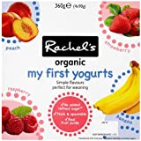 Rachel's 4 Organic Fruit My First Yogurt, 360g