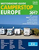 Motorhome Guide Camperstop Europe 27 Countries 2017 2017